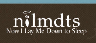 Now I Lay Me Down to Sleep logo