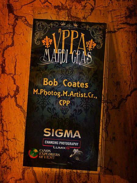 virginia professional photographers association convention speaker badge
