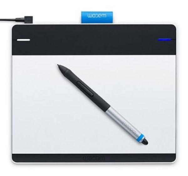 wacom tablet photo