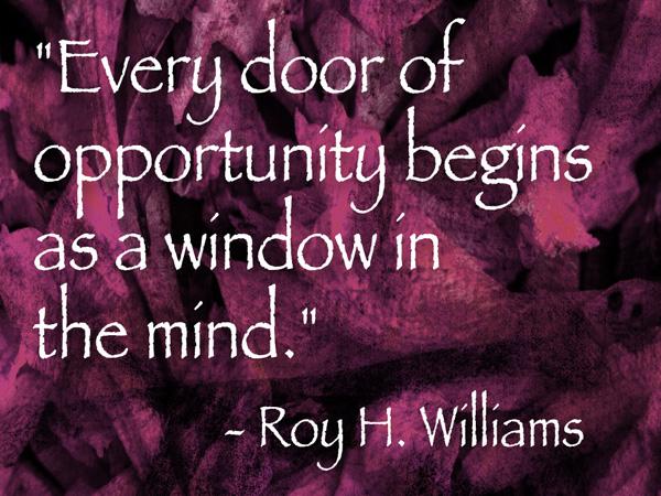 roy williams quote