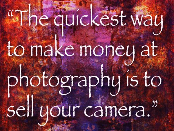 photo/art quote