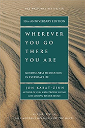 JON KABAT-ZINN THERE GO YOU ARE YOU WHEREVER