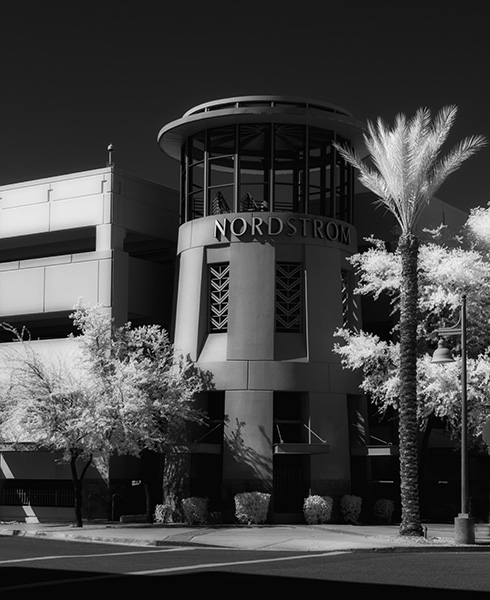 nordstroms infrared photo scottsdale