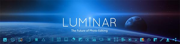 luminar software banner