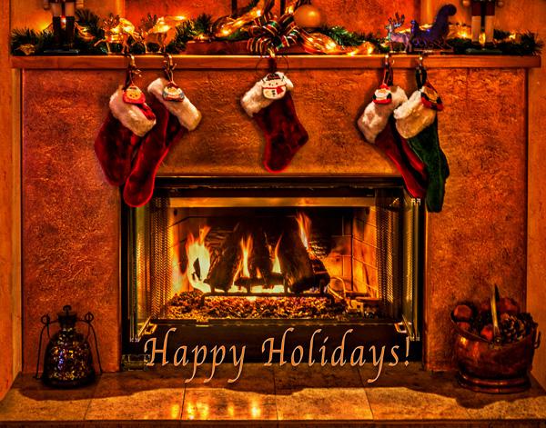 holiday photo by bob coates photography