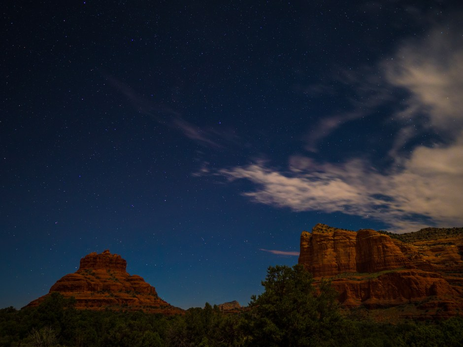 bell courthouse red rocks in sedona photo