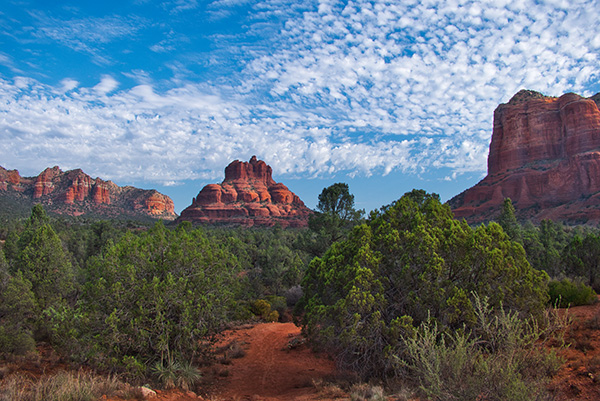 bell rock sedona arizona photo