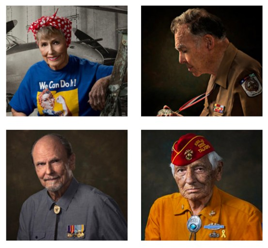 vision of vets portraits