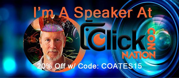 clickcon nation speaker badge