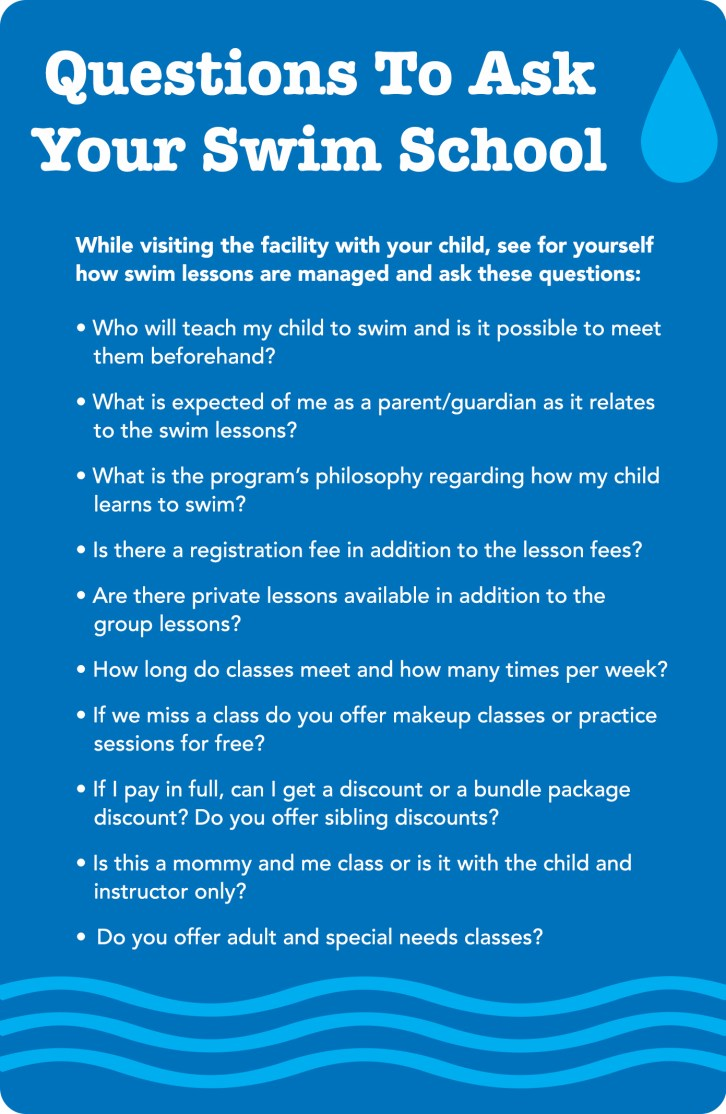 Swim Questions