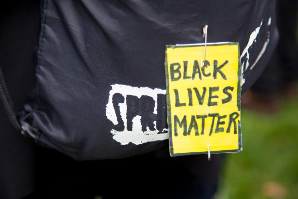 black lives matter poem, human and inhumane