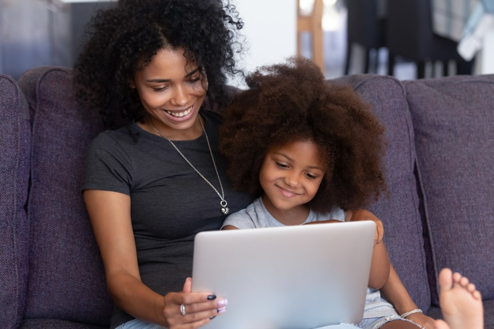 Why Is Screentime Bad For Young Children >> Is Screen Time Bad Or Good Successful Black Parenting Magazine