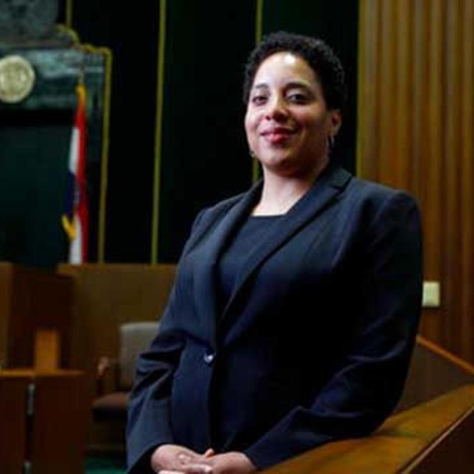 Kim Gardner  Encourage Your Sassy Children To Become Judges