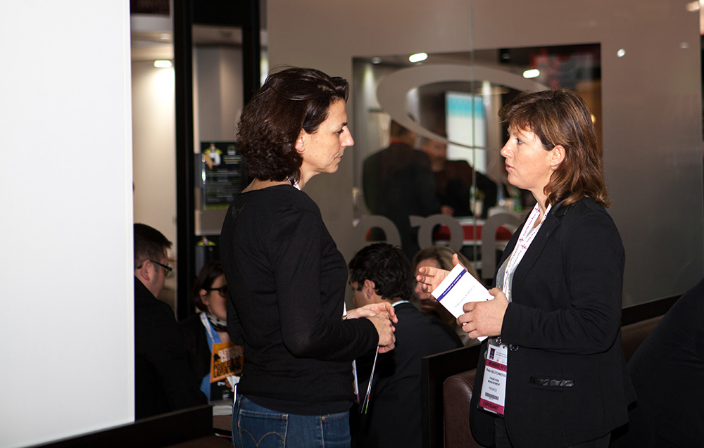 Petia Velitchkova Salon Franchise Expo Paris