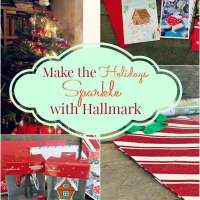 Make the Holidays Sparkle with Hallmark {and my Mom's Sugar Cookies!}