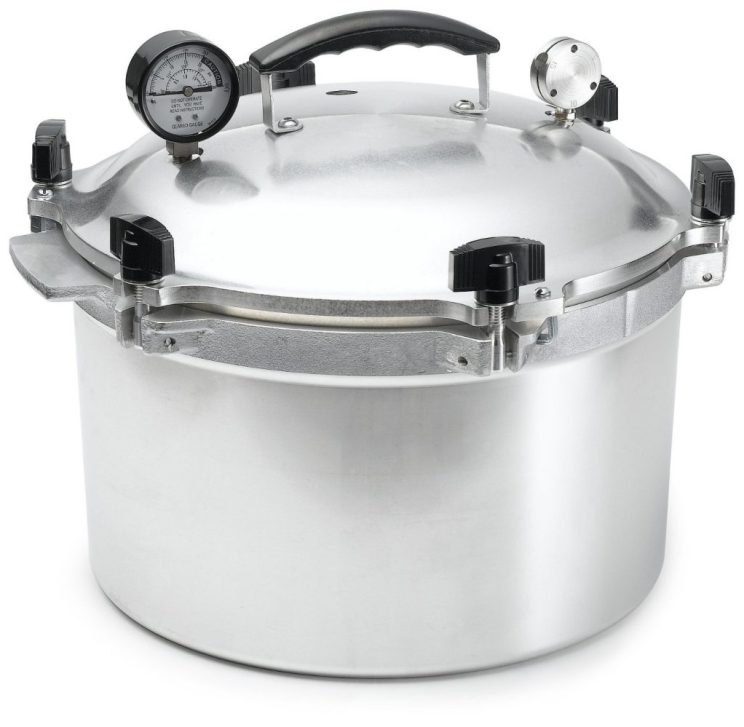 All-American 15-1 2-Quart Pressure Canner