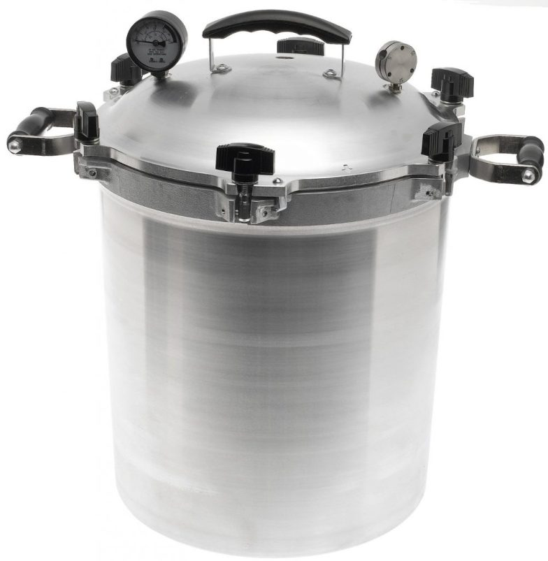 All American 30 Quart Pressure Canner Review