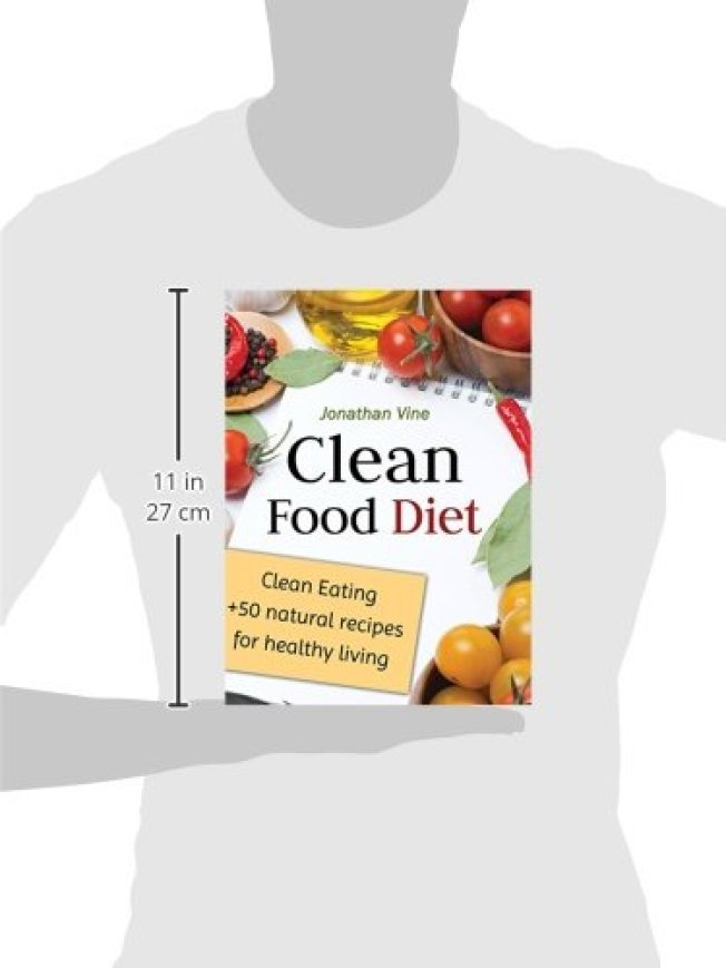Clean Food Diet CookBook Review