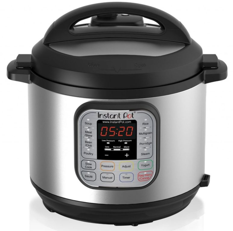 Instant Pot IP-DUO60 7-in-1 Programmable Pressure Cooker