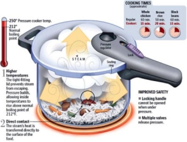 compare pressure cookers