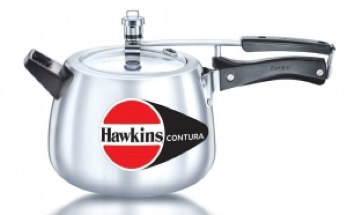Hawkins Classic Aluminum Pressure Cooke (4.0 Liter)