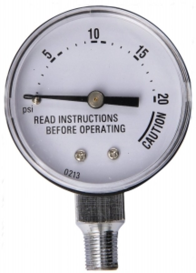 Presto Steam Gauges