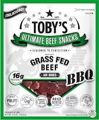 Grass Fed Beef Jerky