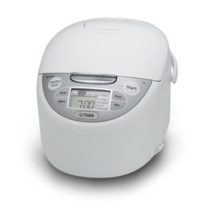 Tiger JAX-R10U-WY 5.5-Cup Micom Steamer, Rice Cooker & Warmer
