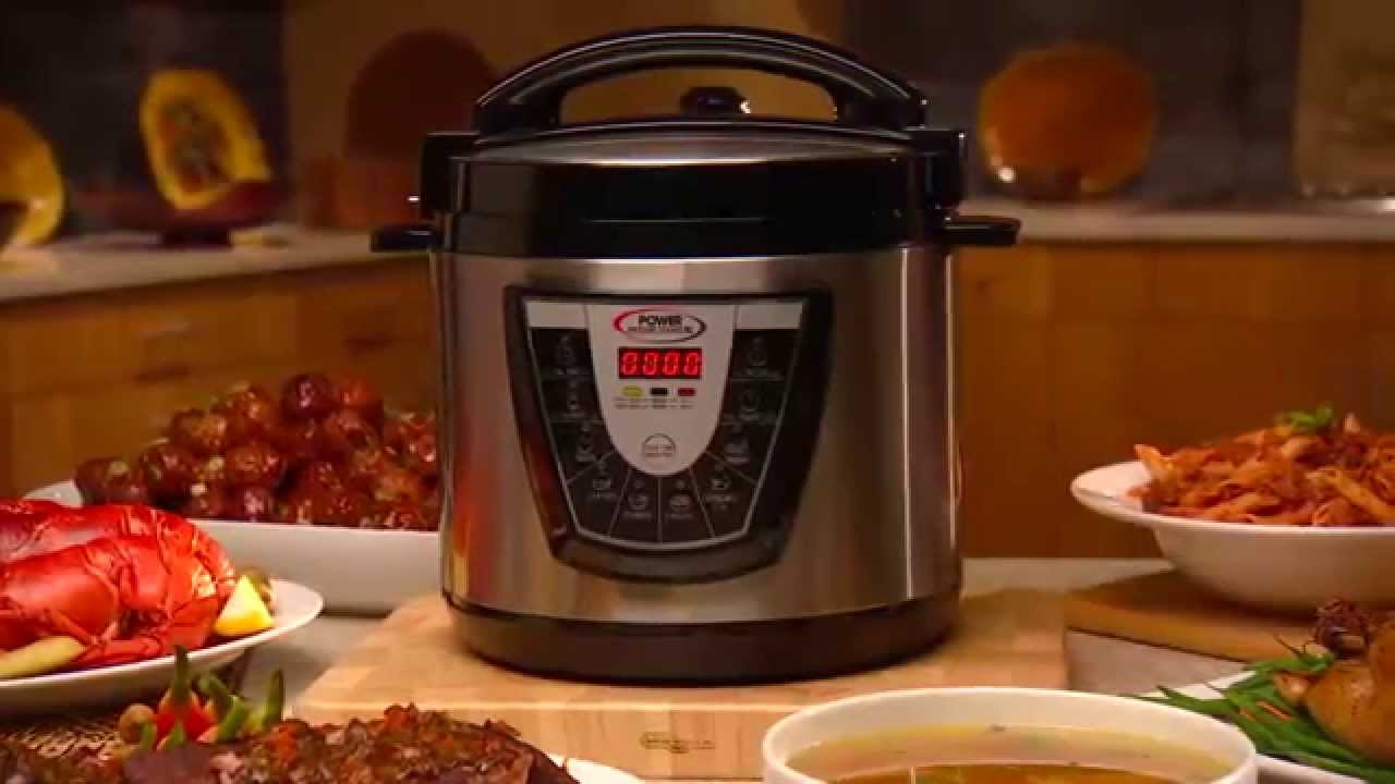 Electric Pressure Cooker On Tv ~ Best electric pressure cooker recipes
