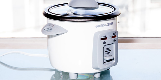 How Does a Rice Cooker work