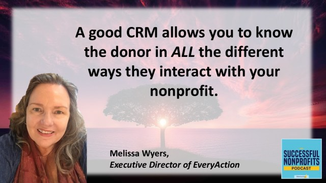 Melissa Wyers Successful Nonprofits Podcast