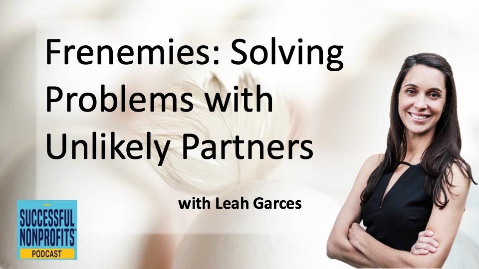 Frenemies, making allies out of enemies