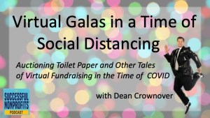 Tales of Virtual Fundraising in the Time of COVID