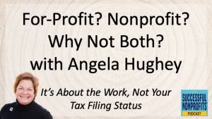 Podcast The For-Profit + Nonprofit Hybrid