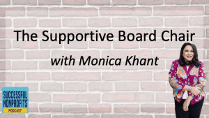 Chair Supporting Your Executive Director