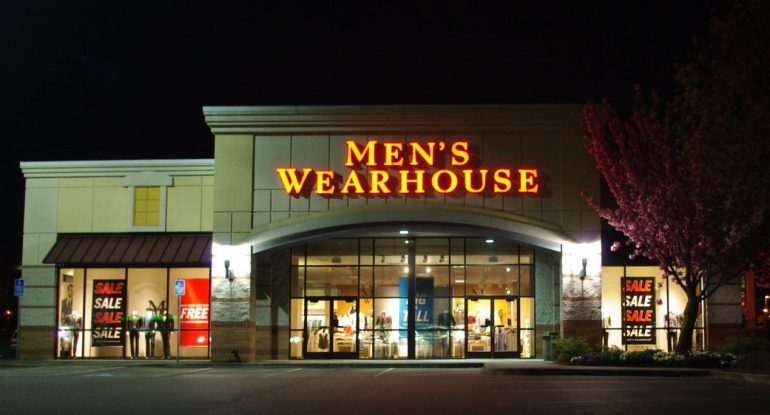 men's wearhouse, clothing, company profile, jobs for felons, does men's wearhouse hire felons