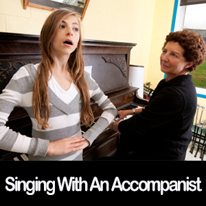 singing with accopanist