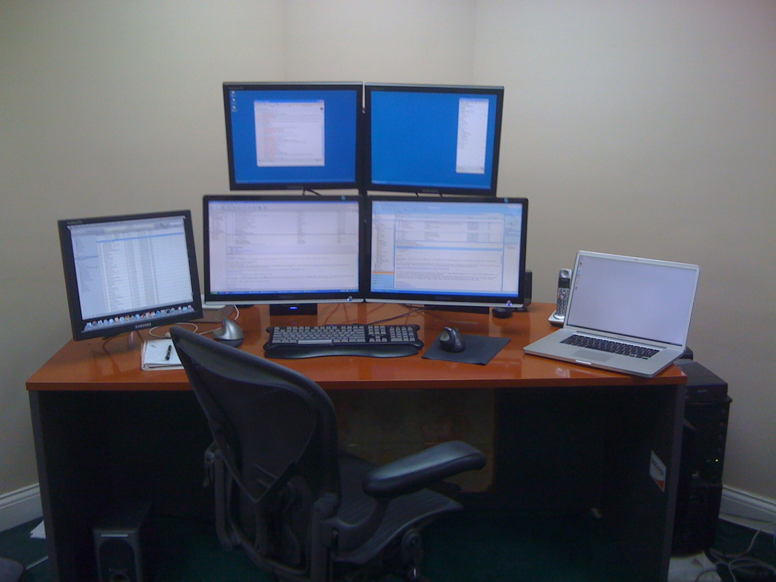 chair with desk spandex covers and sashes where i program | successful software