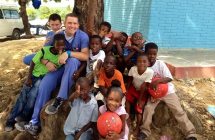 Dr. Heap with Kids