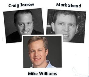 9 Productivity Hacks from Craig Jarrow, Mark Shead & Mike Williams @ Quickbase webinar