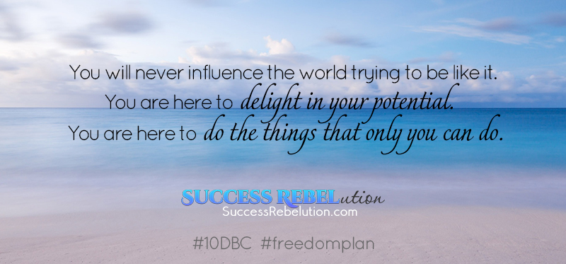 Unlocking Your Superpowers – Day 4 #10DBC