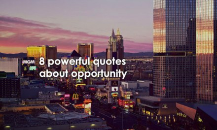 8 Powerful Quotes About Opportunity