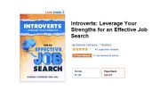 introverts job search
