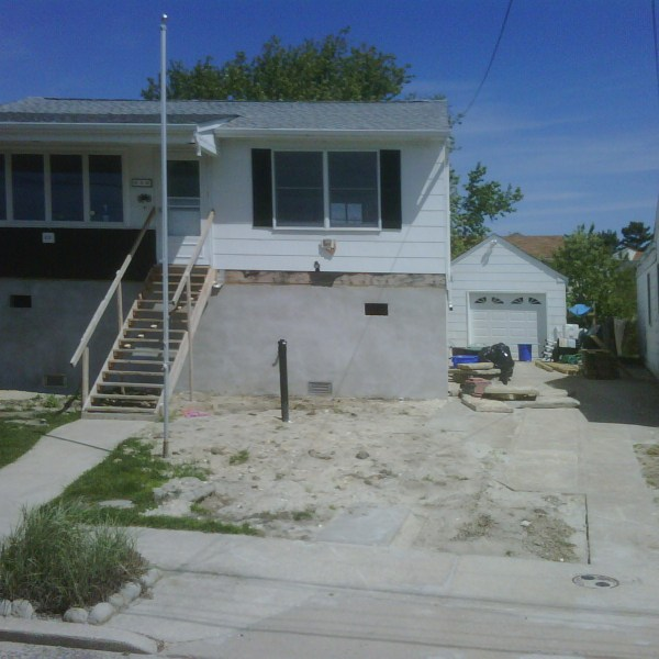 Elevated Home in Brigantine