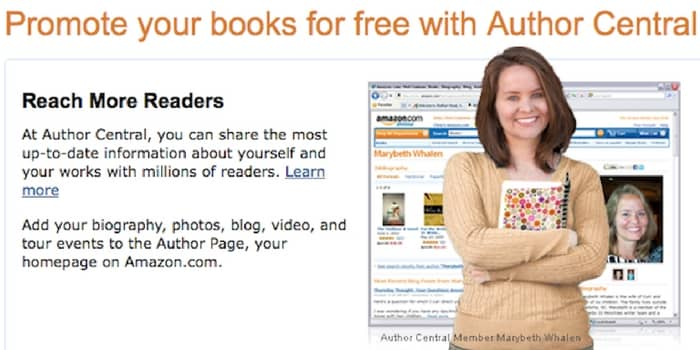 Why is Amazon Author Central so Important for Authors?