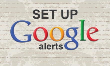 5 Tips on How an Author Can Use Google Alerts to Sell More Books