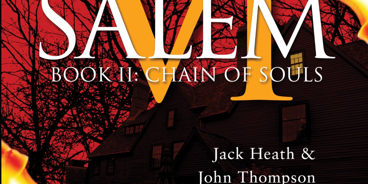 Chain of Souls Amazon eBook Giveaway June 7th
