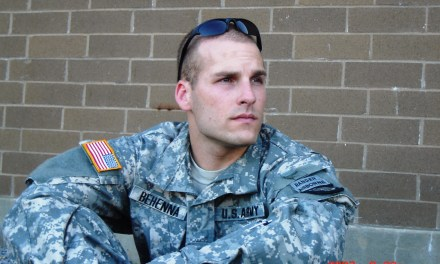 Pardoned Soldier Michael Behenna to Write Book