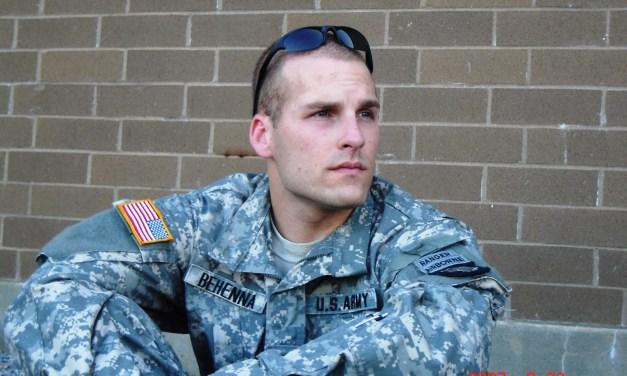 Pardoned Soldier Michael Behenna to Write Book