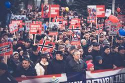 Protest pentru familia Bodnariu Suceava21